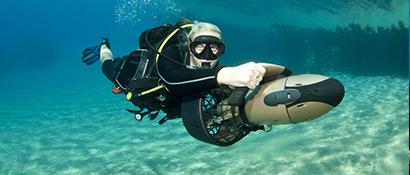 Dive-Propulsion-Vehicle