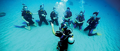 Open-Water-Scuba-Instructor
