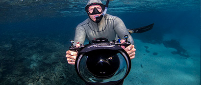 Underwater-Photographer