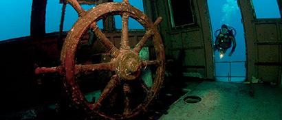 Wreck-Diver